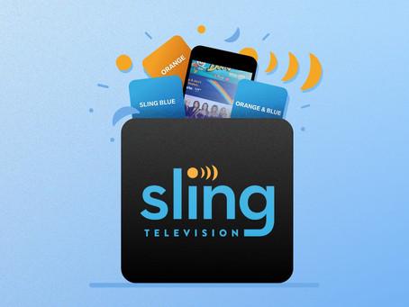 Sling TV 14 Days Free Trial