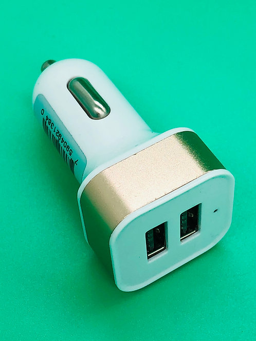Tphone 2Port Car Charger
