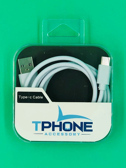 Tphone Type C USB Charging Cable