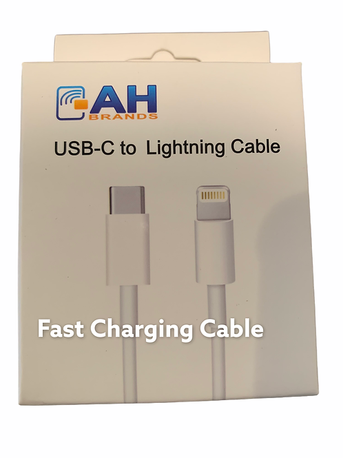 lot of 10 Wholesale Type C to Lightning Cable