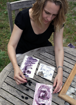 Sylvie Bussières, processus