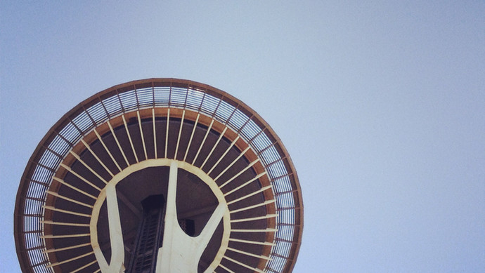 원형 타워