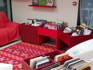 Bibliothèque :  Espaces réaménagés, soyez curieux !