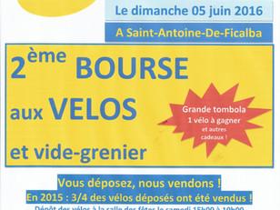 2e Bourse aux vélos et Vide-Grenier