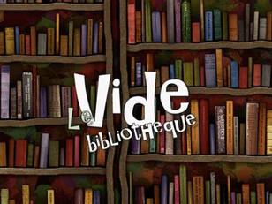 Rendez-vous de la bibliothèque c'est ce week-end dans votre village !