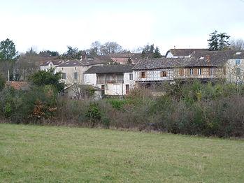 Village de Saint Antoine de Ficalba