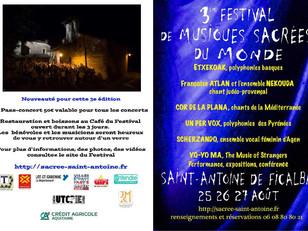 Le Festival ! 3e Edition