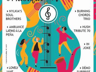 Fête de la Musique à Laroque-Timbaut