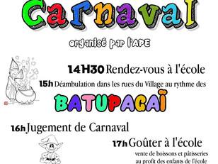 CARNAVAL fête les contes et les légendes
