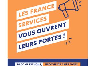 FRANCE Services : ateliers à Villeneuve-sur Lot
