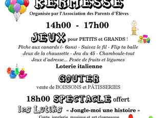 Kermesse École