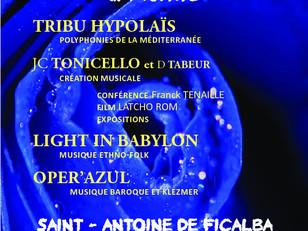Le Festival, 4e Edition !        24, 25 et 26 Août