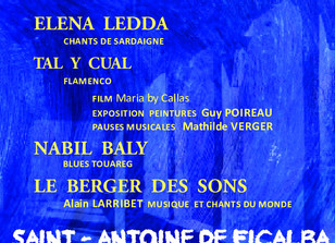 Le 5e festival Musiques Sacrées du Monde - 23, 24 et 25 Août