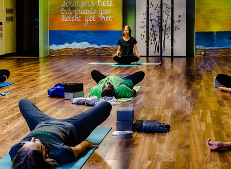 Seasonal Reset: Yoga and The Mind