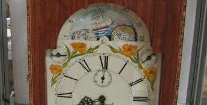 Queen Victoria Mantel Clock