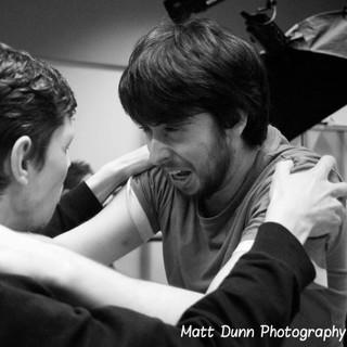 Macbeth - Rehearsals