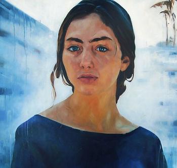 rain, oil on canvas, 100x140cm, 2018.JPG