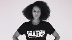 """Taís Araújo comemora participação feminina em """"Aruanas"""""""
