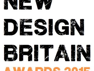Exhibited at New Design Britain 2015
