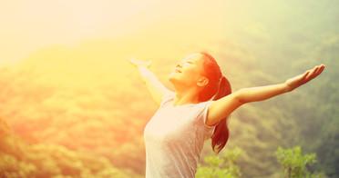 Sunshine: A Natural Remedy