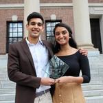 Harvard Community Award