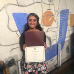 Harvard Foundation Award