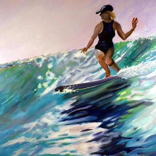 MIMI SURFS