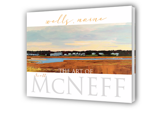 Wells, Maine-The Art of Scott McNeff