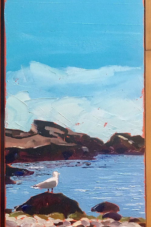 GULL ON RIGHT