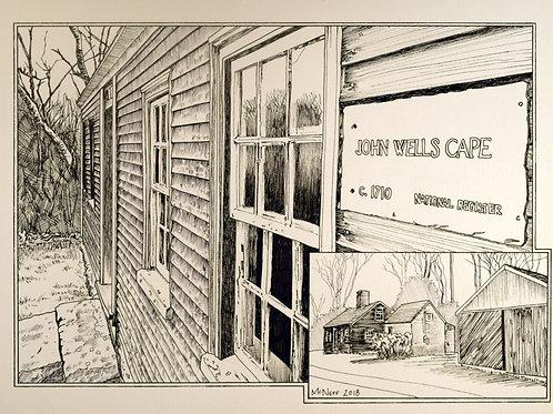 JOHN WELLS CAPE