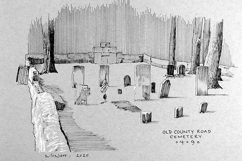 OLD COUNTY CEMETERY