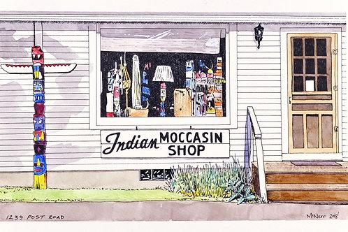 INDIAN MOCCASIN SHOP