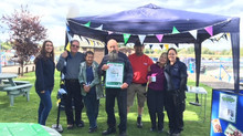 Coffee Morning at Leicester Marina raises £208