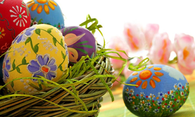 Easter Egg Raffle now in Marina Office