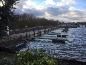 Sheet Piling works complete