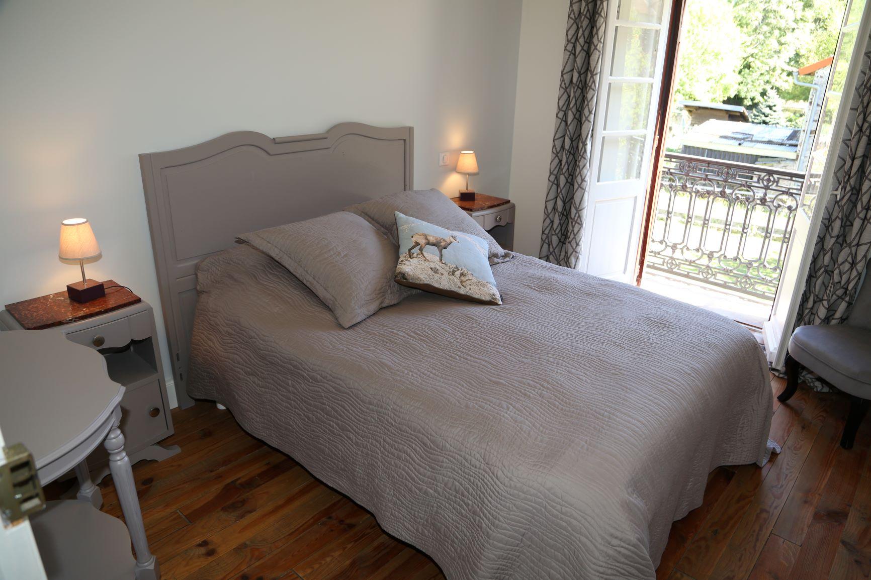 Chambre 3 - 1 lit de 140 cm