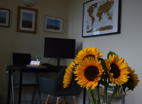 Working from home - A novel start to a training contract