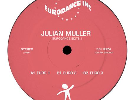 Confinement x 3 albums à streamer - Eurodance edition