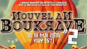 REPLAY > Nouvel An Boukrave