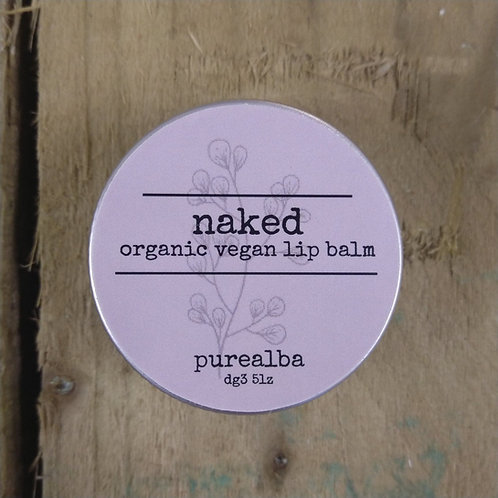 Lip balm - Naked
