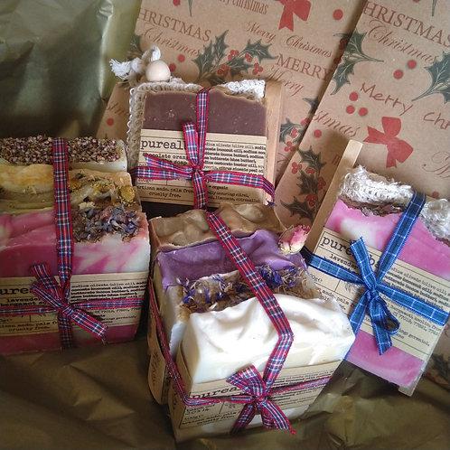 4 Soap Gift Set