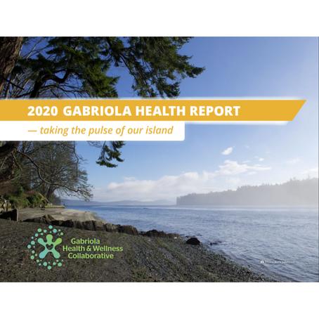 2020 Gabriola Health Report