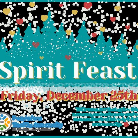 Spirit Feast 2020!