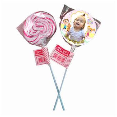 Tinky Minky Kukuli Temalı Doğum günü Sosyete Şekeri