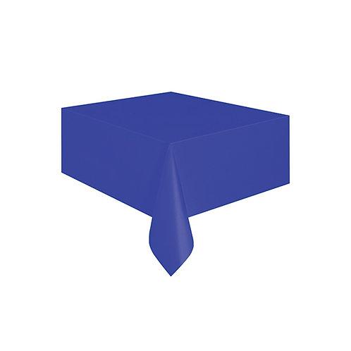 Lacivert Masa Örtüsü Plastik
