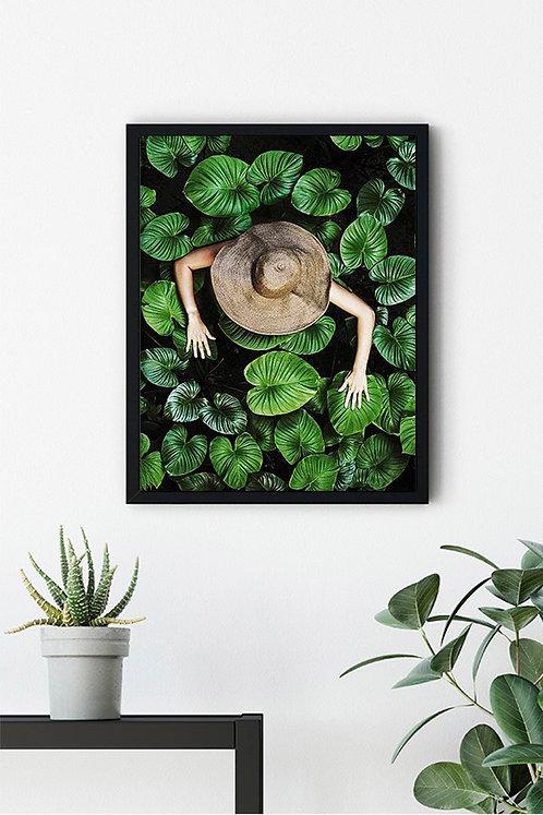 Botanik Detay 1 Tablo Poster