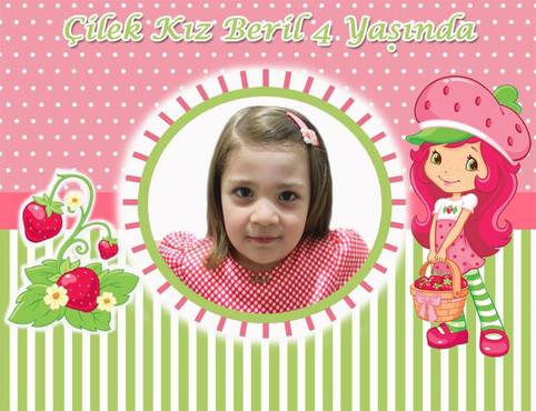 Cilek Kız Doğum Günü