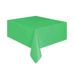 Yeşil Masa Örtüsü Plastik