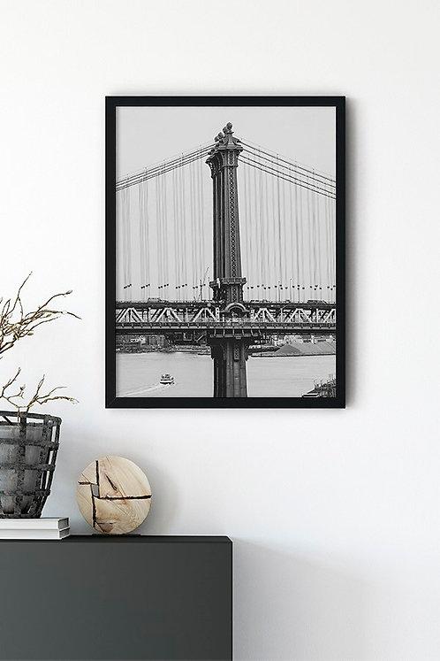 Köprü 2 Tablo Poster