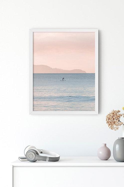 Deniz Tablo Poster